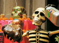 Contrasts of Mexico - Day of the Dead Festival (Festival) Tour