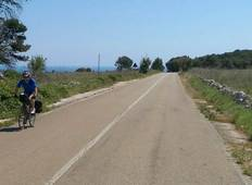 Self-Guided Puglia Cycling Tour
