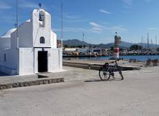 Self-Guided Athens and Saronic Islands by Bike Tour