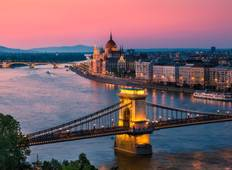 Krakow to Budapest Cycling Tour