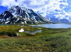 Kenai Mountains Base Camp Tour