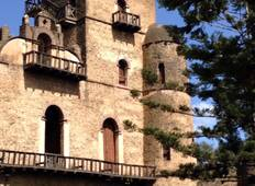Arba Minch to Gondar Tour