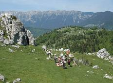 Transylvania Castles & Mountains Guided Walk Tour