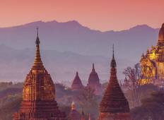 Luxury Irrawaddy 2018/2019 (Start Yangon, End Mandalay) Tour