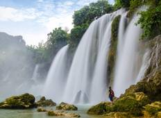 Ba Be See & Ban Gioc Wasserfall Gruppenreise - 3 Tage  Rundreise