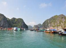 Adventure to Cat Ba and Lan Ha Bay 3 days 2 nights Tour
