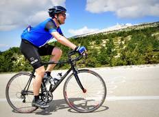 Cotes Du Ventoux Self-Guided Cycling Tour
