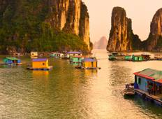 Highlights of Vietnam & Cambodia and Mekong Tour