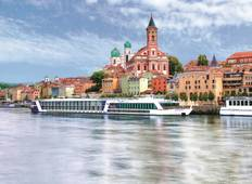 Romantic Danube 2019 Tour