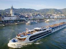 Rhine Castles & Swiss Alps (Christmas) 2021 Start Basel, End Amsterdam Tour