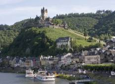 Two-River Cruise The magic of the picturesque Moselle and the romantic Rhine Valley (port-to-port cruise) Tour