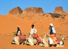 Sudan - Africa\'s Hidden Treasure Tour