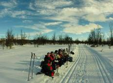 Headwater - Cross-country Skiing: Venabu Tour