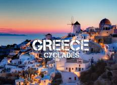 Community Sailing Holidays in Cyclades, Greece Tour