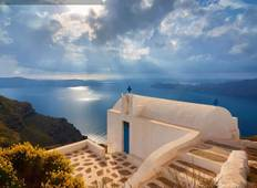 Best of Greece with 4 Day Cruise (13 Days) Tour