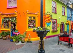 Wild South - Travel Pass - Small Group Tour of Ireland (14 destinations) Tour