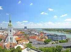 Grand Danube Cruise with 2 Nights Berlin Tour