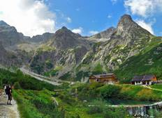 Slovakian Alps: High Tatras (from Poprad to Strbske Pleso) Tour