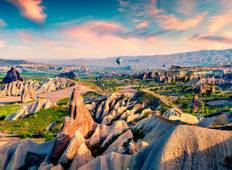 Fairy Trails of Cappadocia (from Goreme to Mustafapasa) Tour