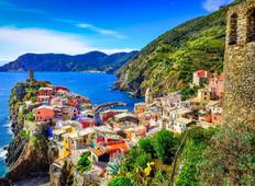 Trails of Cinque Terre (from Levanto to Portofino) Tour