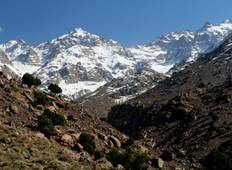 High Atlas and Mount Toubkal Tour