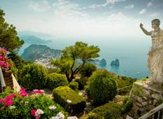 Alta Via: Amalfi and Sorrento Coast to Coast (6 destinations) Tour