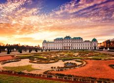 Jewels of Central Europe with 2 Nights in Paris with Jewish Heritage (Eastbound) Tour