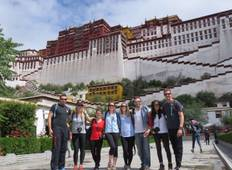 4 Days Lhasa City Impression Small Group Tour Tour