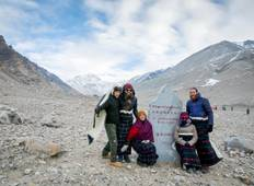 8 Days Lhasa to Everest Base Camp Small Group Tour Tour