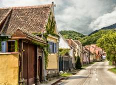 Private three days tour to Sibiu, Brasov and Sighisoara from Cluj-Napoca Tour
