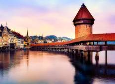 Romantic Rhine with 2 Nights in Lucerne with Jewish Heritage (Northbound) 2021 Tour