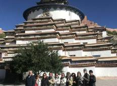 10 Days Lhasa to Everest Base Camp and Namtso Lake Small Group Tour Tour