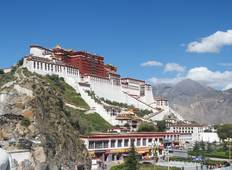 6 Days Travel to Sky Lake - Lhasa and Lake Namtso Small Group Tour Tour