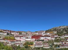 5 Days Lhasa Three Major Monasteries Small Group Tour with Ganden Tour