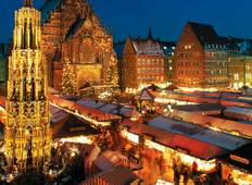 Christmas Markets with Prague Tour