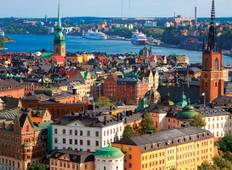Spectacular Scandinavia 2019 (Start Copenhagen, End Helsinki) Tour