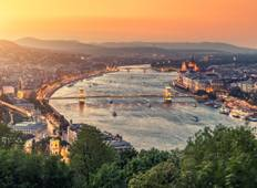Jewels of Central Europe & Jewish Heritage - Cruise Only Tour