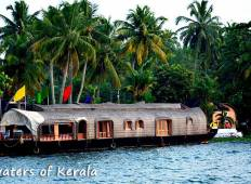 Magical Kerala with Mumbai and Goa Tour