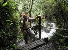 Ecuadorian Amazon and Andean Circuit 7 Days - 6 Nights Tour