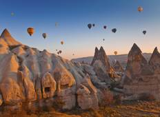3-Day tour of Cappadocia and Ephesus by Air from Istanbul Tour