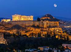 Glories of Turkey & Greece Tour
