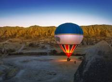 3-Day Cappadocia Tour from Kayseri with Optional Balloon Ride Tour