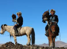 Experience Western Mongolia & Golden Eagle Festival Tour