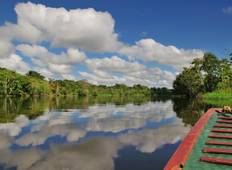 3D/2N Pacaya Samiria Amazon Lodge Tour