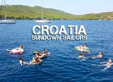 Community Sailing Holidays in Croatia, Sundown Sailors Route Tour