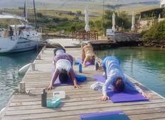 The Yoga Sailing Retreat Tour