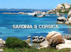 Community Sailing Holidays in Italy, Sardinia & Corsica Route Tour