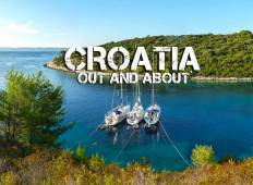 Community Sailing Holidays in Croatia, Out & About Route Tour