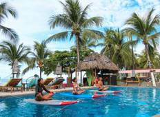 8 Days JACO Surf Camps Surf & Yoga by Selina Surf Club Tour