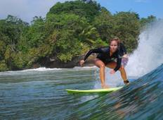 5 Days Bocas Surf Camps Lessons by Selina Surf Club Tour